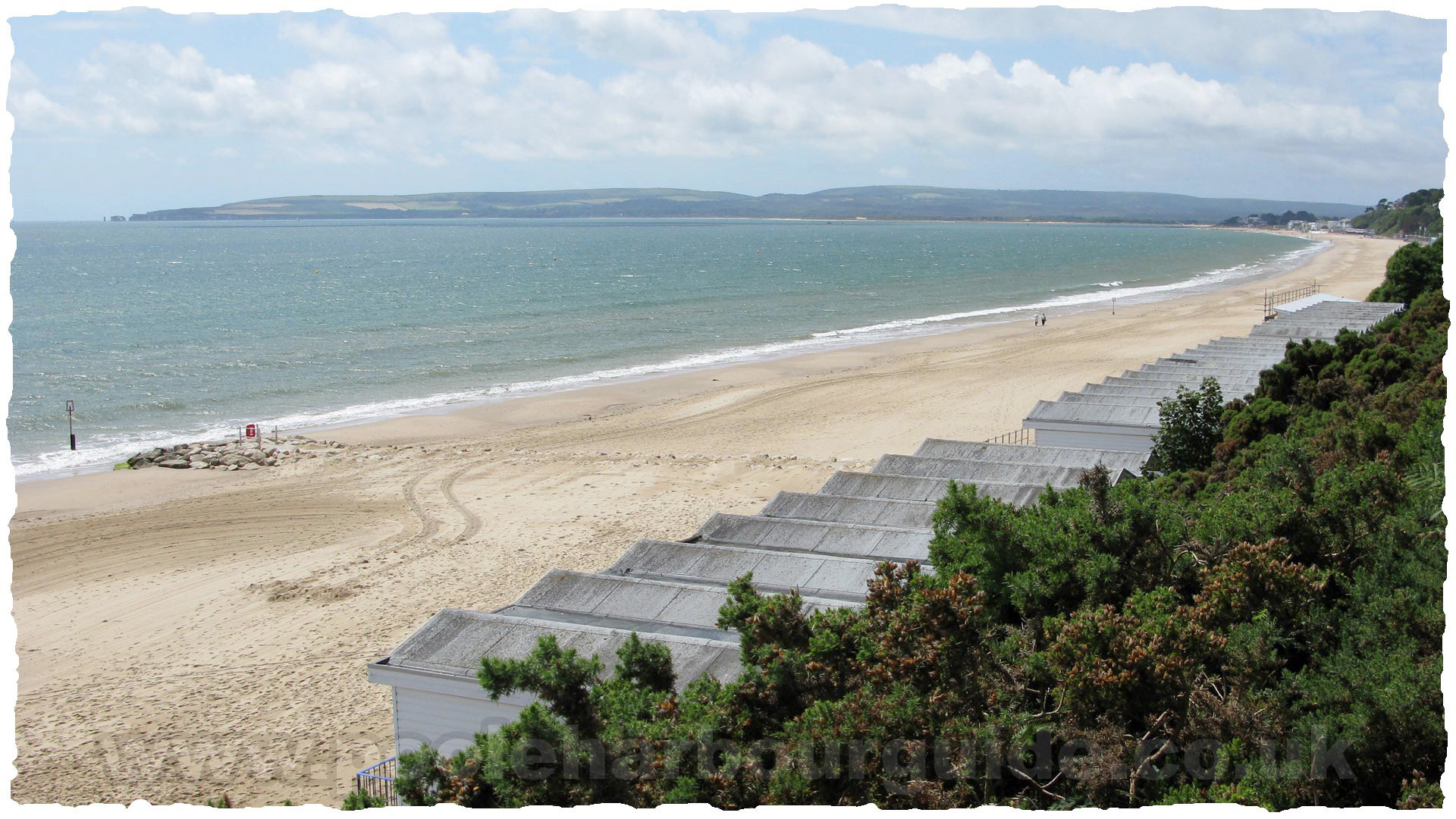 Poole Harbour Tides >> Branksome Chine Beach, Poole, Dorset - Best Beaches in Dorset