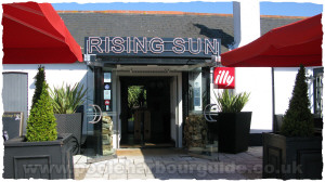 The Rising Sun Pub, Poole