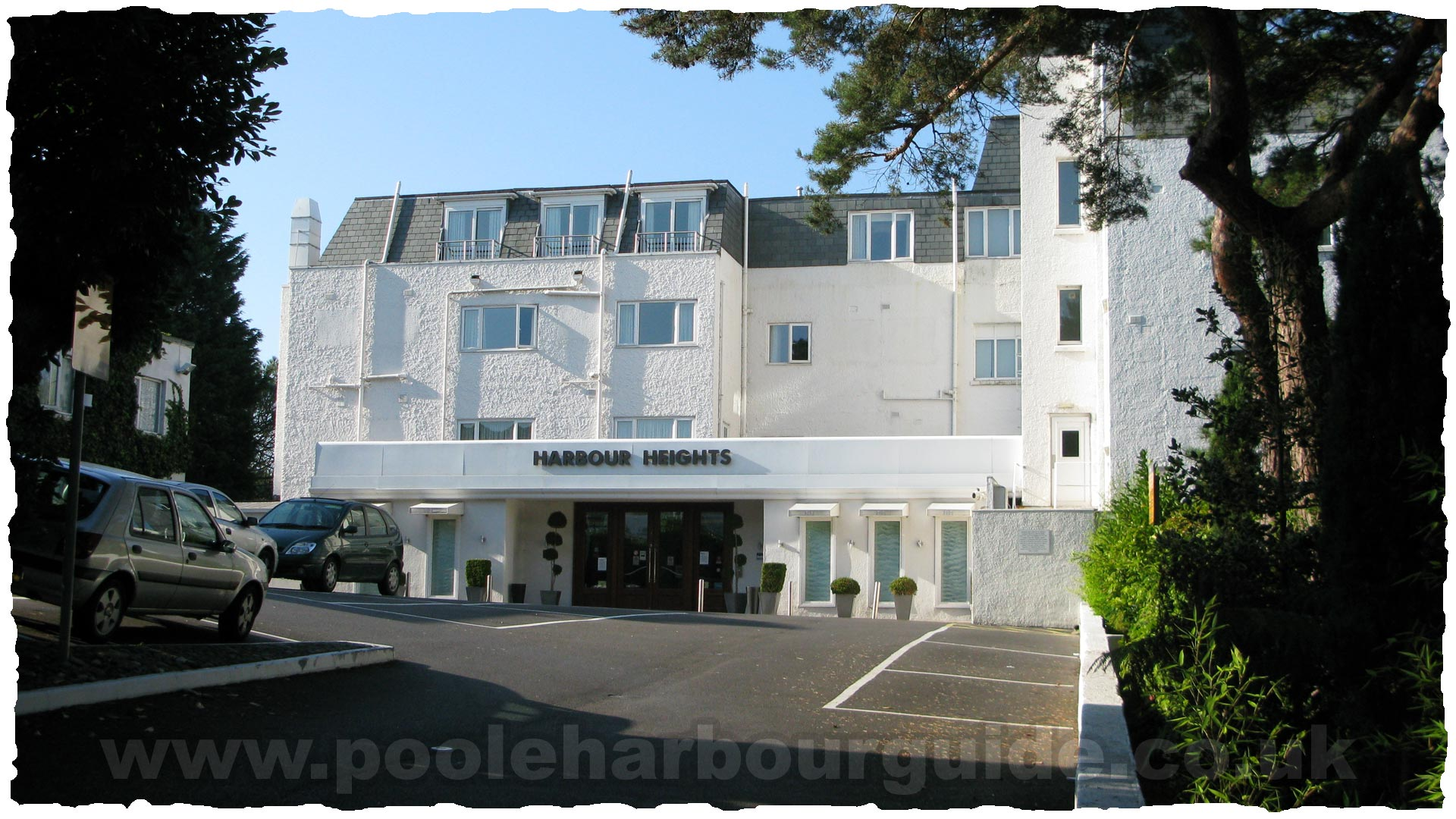 Harbour Heights Hotel Poole