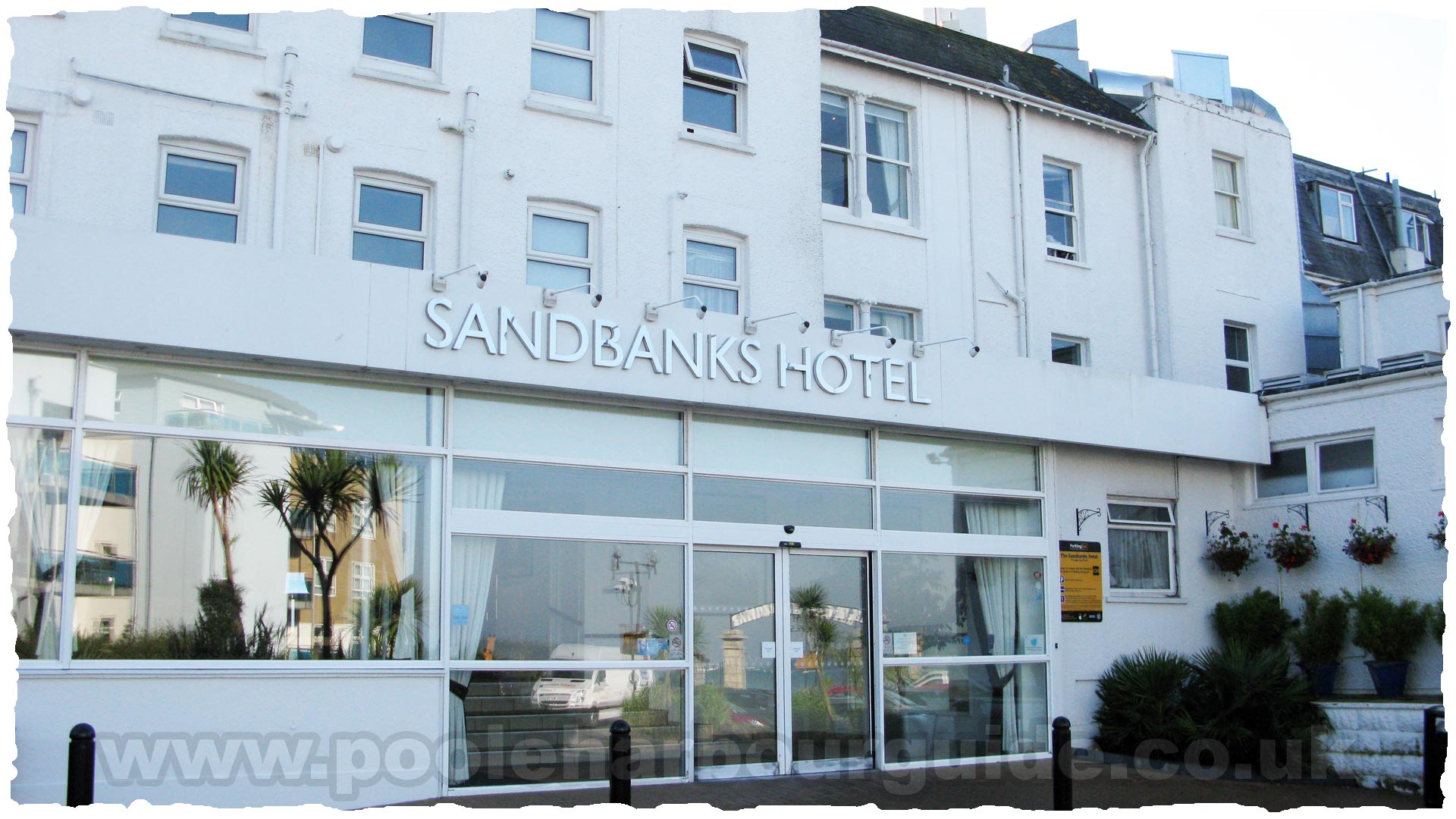 Hotels Near Sandbanks Poole