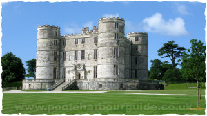 Lulworth Castle - Poole Harbour Guide
