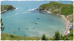 Lulworth Cove - Poole Harbour Guide