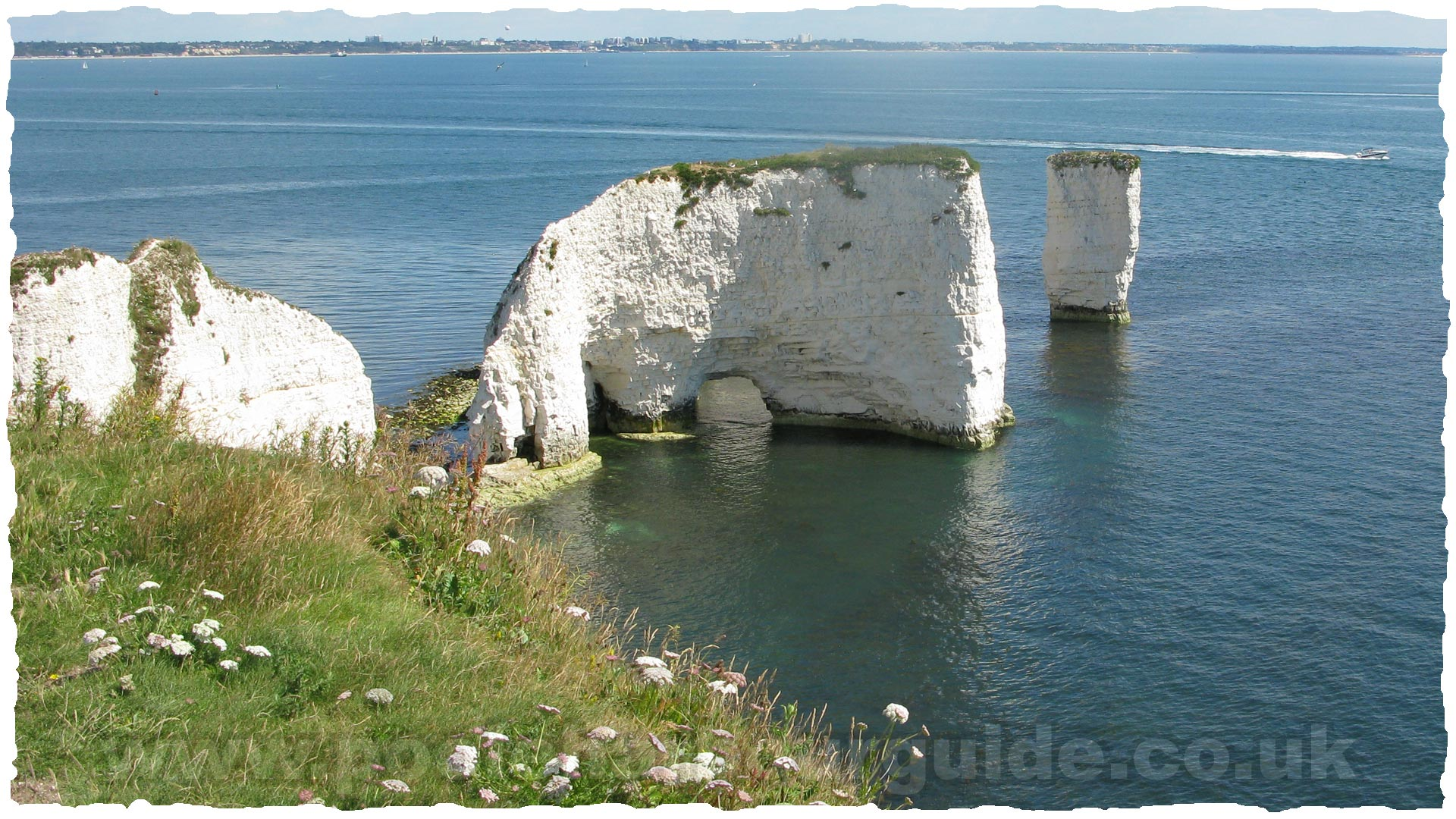 Poole Harbour Tides >> Old Harry Rocks, Studland, Poole