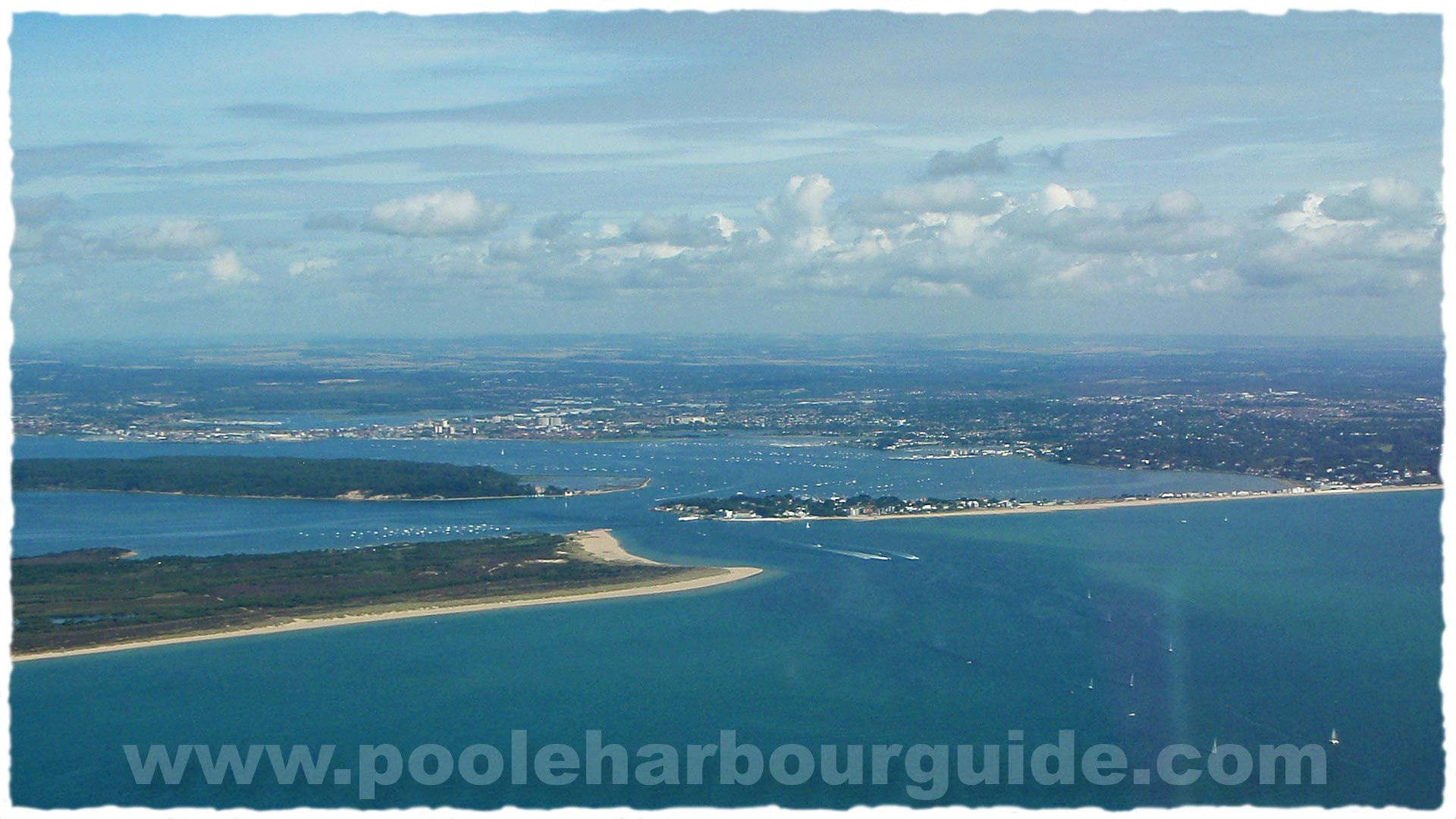 Poole Harbour Tides >> Poole Harbour Aerial Photos