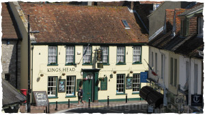 The Kings Head Pub, Poole Quay Pubs, Poole Quay, Poole Dorset