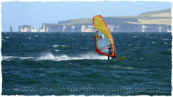 Windsurfing - Poole Harbour Guide